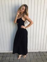 Tysa Jagger Dress in Black