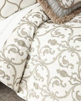Isabella Collection King Olivia Duvet Cover