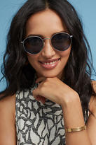 Anthropologie Melody Aviator Sunglasses