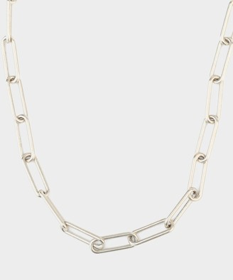 M. Cohen Ovalado Necklace in Sterling Silver