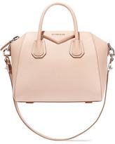 Givenchy Antigona Small Textured-leather Shoulder Bag - Blush