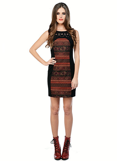 BB Dakota Aria Dress