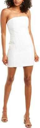 Amanda Uprichard Mandy Sheath Dress