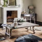 Graham and Green Parquet Coffee Table