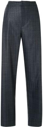 Georgia Alice Bobby herringbone trousers