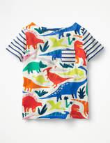Boden Colourful Hotchpotch T-shirt