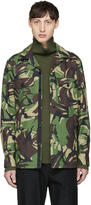 Rag & Bone Green Camo Heath Jacket