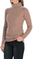 Barbour Nebit Turtleneck Sweater - Lambswool (For Women)