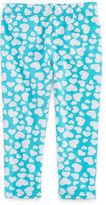 JCPenney Okie Dokie Print Leggings - Girls newborn-24m
