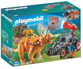 Playmobil Car with Catching Loop