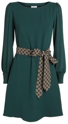 Claudie Pierlot Belted Dress