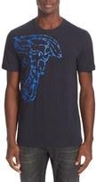 Versace Men's Textured Exploded Medusa T-Shirt