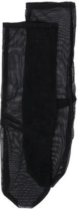 Simone Wild Mesh Transparent Socks