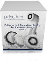 Pulsaderm Replacement Brush Heads Sensitive