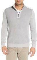 Tommy Bahama Men's 'Coastal Shores' Quarter Zip Sweater