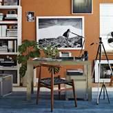 west elm John Vogel Chair – Acorn/Charcoal