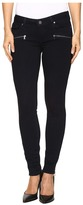 Paige Jill Zip Ultra Skinny in Hayes No Whiskers