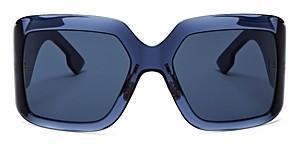Christian Dior Women's Solight2 Square Sunglasses, 61mm