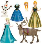 Disney Frozen Deluxe Figure Fashion Set