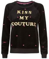 Juicy Couture Embroidered Logo Sweatshirt