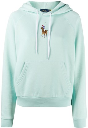 Polo Ralph Lauren Embroidered Polo Hoodie
