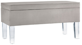 Skyline Furniture Storage Bench with Hinged Top