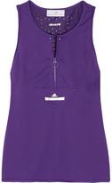 adidas by Stella McCartney Climachill® Stretch Tank - Purple
