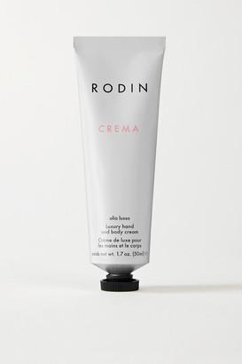 Rodin Luxury Hand And Body Cream