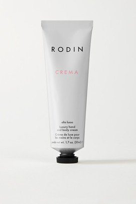 Rodin Luxury Hand And Body Cream - Geranium And Orange Blossom, 50ml
