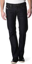 Diesel Larkee 08Z8 regular-fit straight jeans