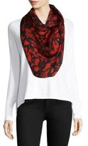 Givenchy Panther Satin Scarf