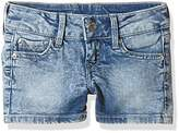 Pepe Jeans PG800177Y32 Girl's Foxtail Plain Shorts