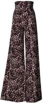 VIV Collection Printed Palazzo Pants (, Mystic Brightness)