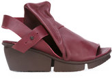 Trippen wedged sandals