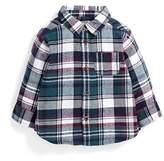 Mamas and Papas Baby Boys 0-24m Check Shirt