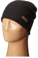 Pendleton Cashmere Roll Edge Hat