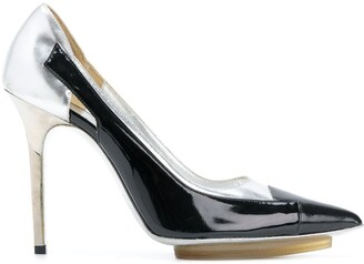 Balenciaga Pre Owned high platform pumps