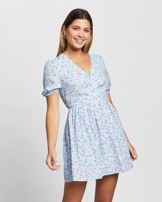 Atmos & Here Eleo Mini Dress