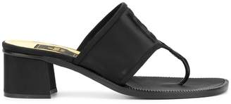 Fendi Pre-Owned logos sandals