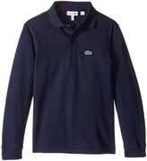 Lacoste Kids Classic Pique Polo (Toddler/Little Kids/Big Kids)