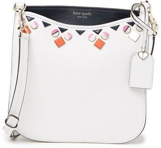 Kate Spade Margaux Jeweled Large Crossbody Bag