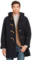 Polo Ralph Lauren Double-Faced Wool Toggle Coat