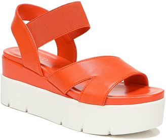 Franco Sarto Platform Ankle-Strap Sandals - Virginia