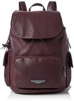 Kipling City Pack S, Women's Backpack, Violett (Warm Plum), 27x33.5x19 cm (B x H T)