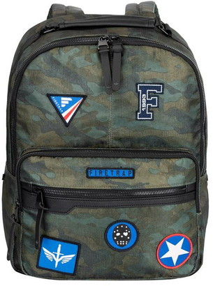 Firetrap Icon Badge Backpack