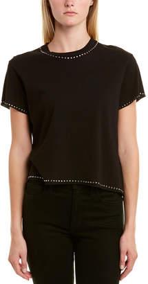 Monrow Studs T-Shirt
