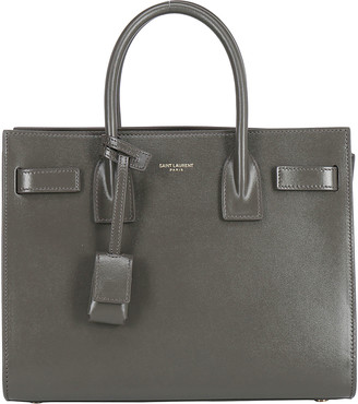 Saint Laurent Classic Sac De Jour Baby Handbag