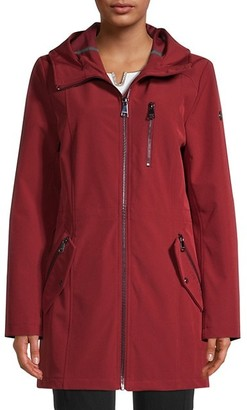 Calvin Klein Softshell Hooded Jacket