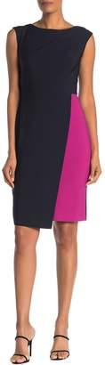 Maggy London Colorblock Tank Dress