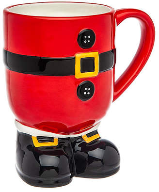 Godinger Santa Belt Foot Mug